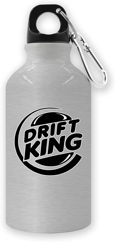 ShutUp Drive Safe Drift King Botella de Agua para turistas