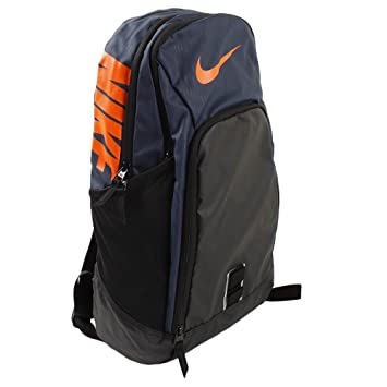 a570126de2 Image Unavailable. Image not available for. Colour  Nike Unisex Blue    Black Alpha Rev Colourblocked Backpack