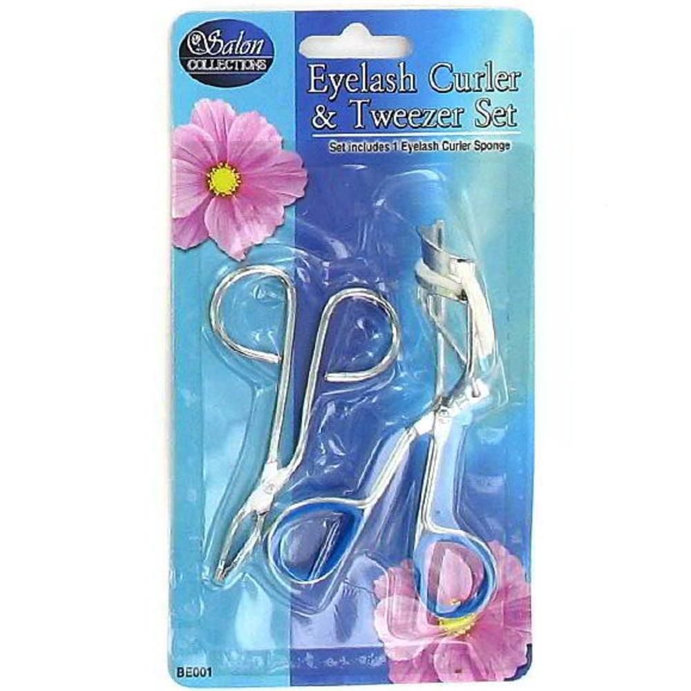 96 Eyelash curler and tweezers set by FindingKing