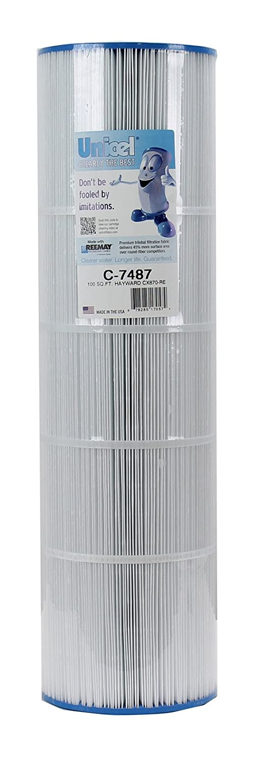Unicel C-7487 Replacement Filter Cartridge for 100 Square Foot Hayward CX870RE Unicel - Distribution