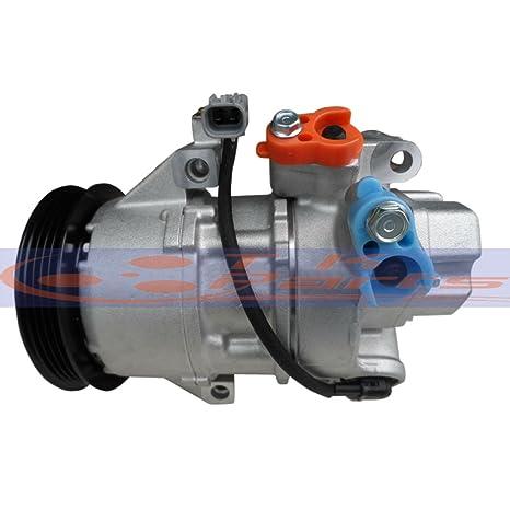 tkparts nuevo a/c compresor 88310 – 52551 88310 – 2b720 para Toyota Yaris 1.3