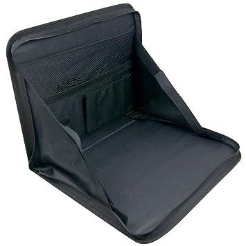 MHOYI Soporte para bolsa de ordenador portátil para coche,bandeja de almacenamiento para portátil,