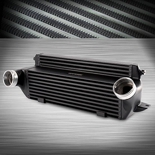 Front Mount Aluminum Turbo Intercooler Kit For BMW E82 E88 135i 1M E90 E91 E92 335i E89 Z4 - Air Intercooler Kit