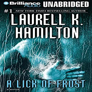 A Lick of Frost Audiobook