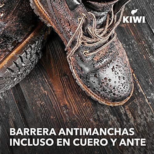 KIWI Imperméabilisant Pluie et taches, Spray imperméabilisant en aérosol, protège vos chaussures, sacs, manteaux, etc… 3