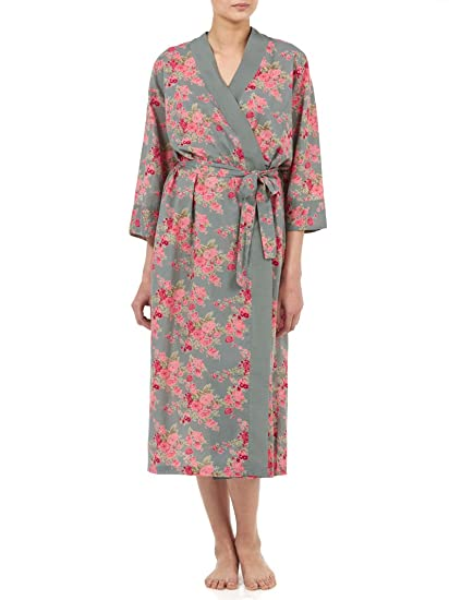 Vintage Style Dressing Gown