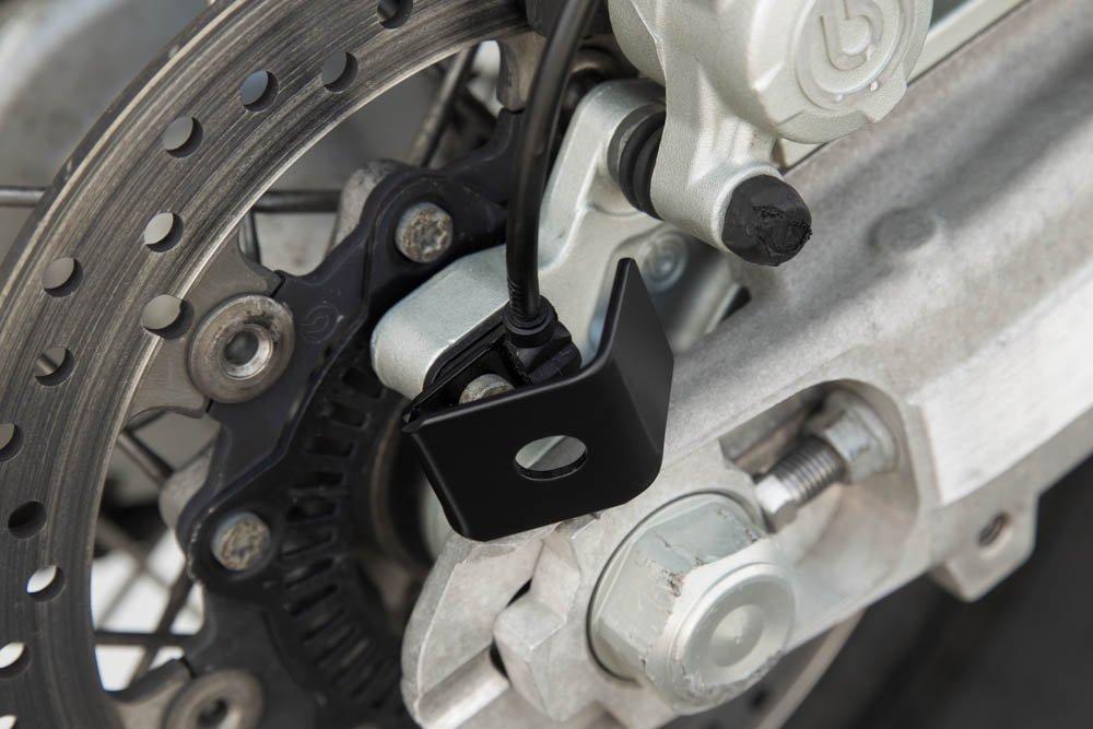 Ro-Moto Rear ABS sensor guard compatible for KTM 690 Enduro R 2014+, 690 Duke 2013+, 1090 Adventure, 1090 Adventure R, 1290 Super Adventure 2015 2016 2017 2018