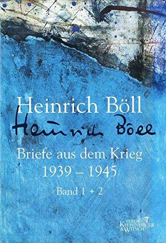 Briefe aus dem Krieg 1939-1945 (2 Bände)