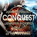 Conquest Audiobook by John Connolly, Jennifer Ridyard Narrated by Nicola Barber