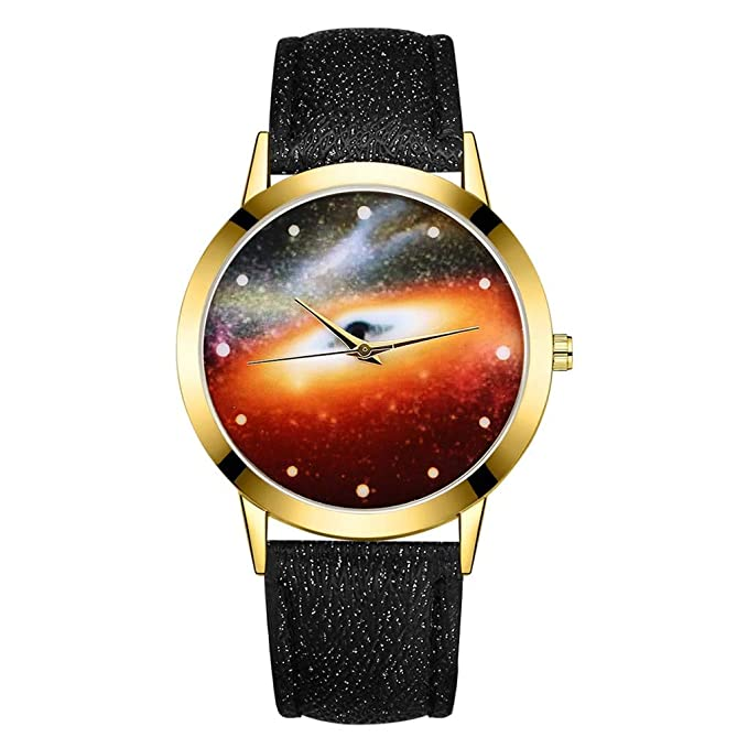 DAYLIN Relojes Hombre Mujer Juveniles Chica Chico Moda Reloj ...