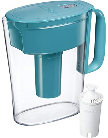 Amazon com: Pitcher Water Filters: Home & Kitchen