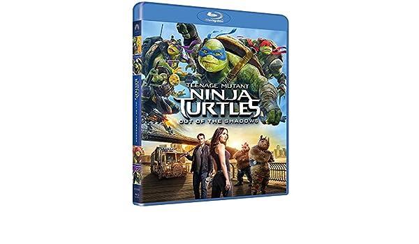 Amazon.com: Tartarughe Ninja 2 - Fuori DallOmbra [Blu-ray ...