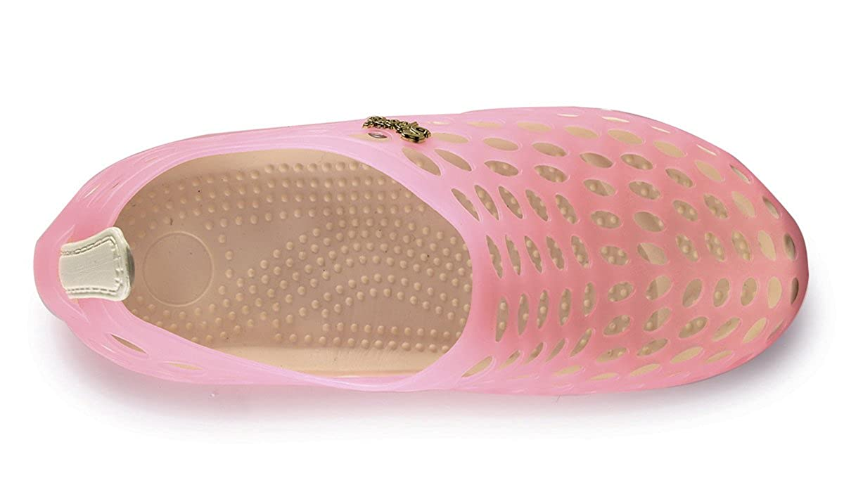 2716b74997b1 clapzovr Water Shoes Women Sandals Shower Swim Pool Beach River Shoes Aqua  Comfort Garden Clogs