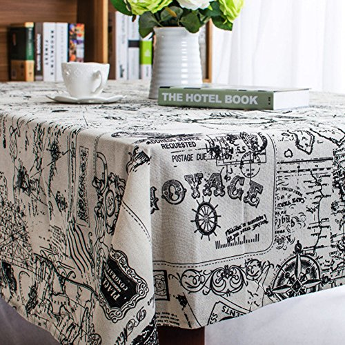 Bringsine Rectangular Cotton Linen World - Disposable Table Linens Shopping Results