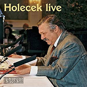 Holecek Live Performance