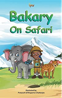 Bakary On Safari