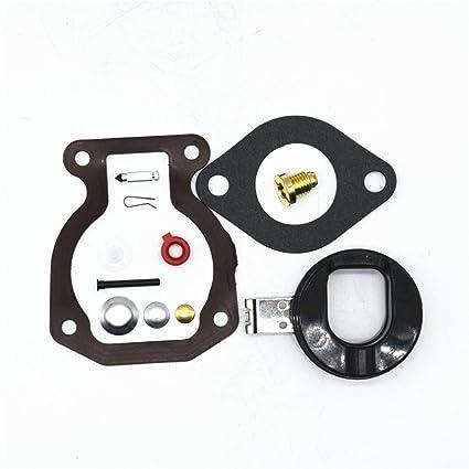 Carbpro Carburetor Replacement Carb Kit 4-15 hp Evinrude 398453
