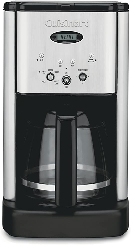 Amazon.com: Cuisinart Brew Central DCC-1200C - Cafetera ...