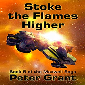 Stoke the Flames Higher Audiobook