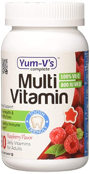 Amazon.com: yum-v de Complete Multivitamin Y Multimineral ...