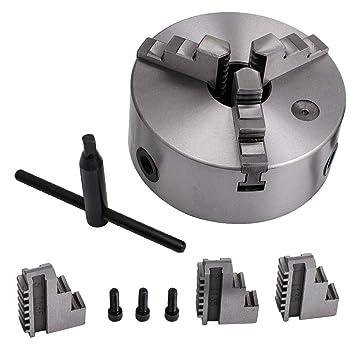 3 set Internal jaws for universal chuck K11-100 accessories lathe Self Centering