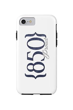 Amazoncom Tallahassee Florida Area Code Blue IPhone - 850 area code