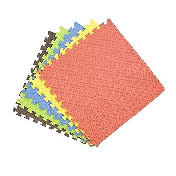 Yingui 8 Almohadillas de Espuma para niños, colchonetas de ...