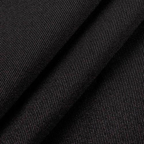 De Slim Mode Jupe Au Adeshop Pure Genou Noir Travail Élasticité Couleur L'usure Femmes Élégant Bureau Robe Sans Manches Moulante V Crayon Sac Vêtements Des qtH0t