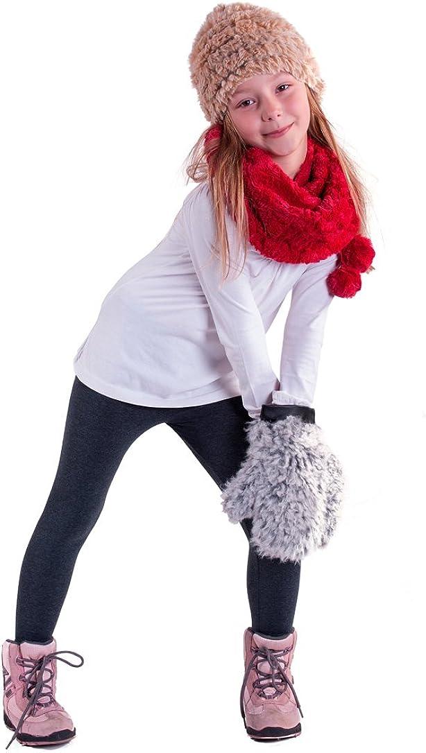 Leggins lunghi per bambina normali o per linverno