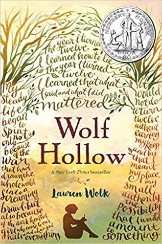 Image result for wolf hollow lauren wolk