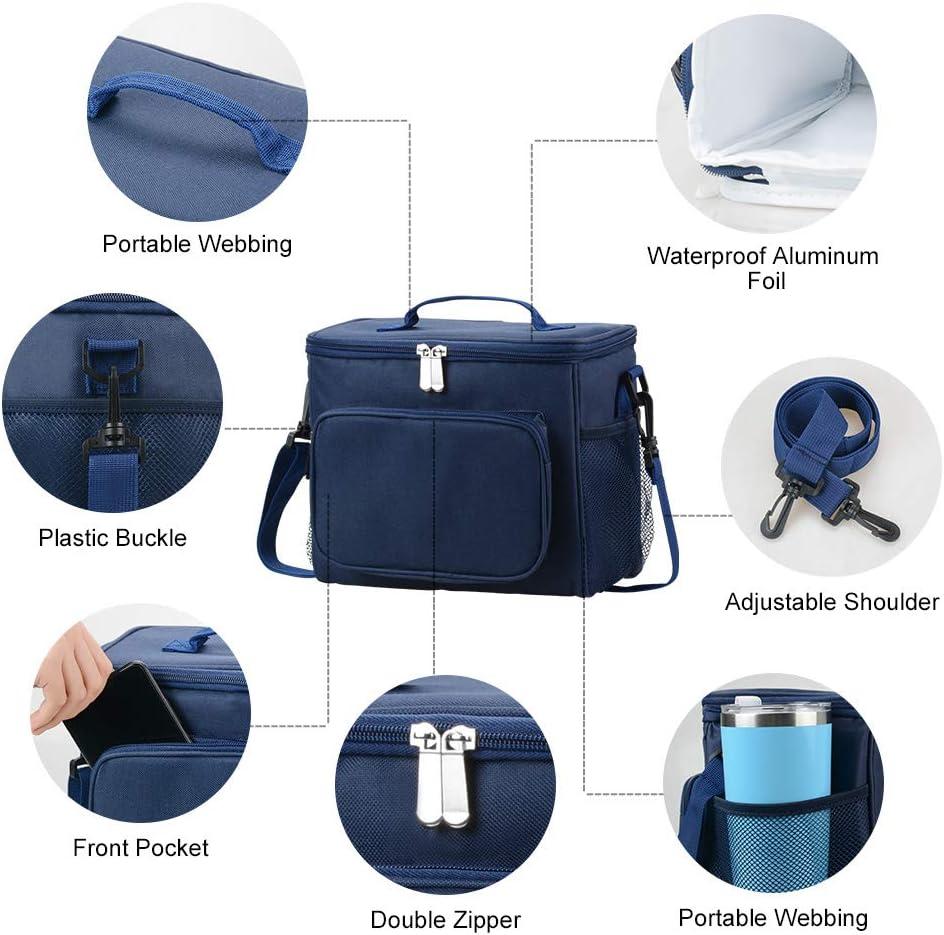 Custard Color Accent Custom Waterproof Travel Tote Bag Duffel Bag Crossbody Luggage handbag