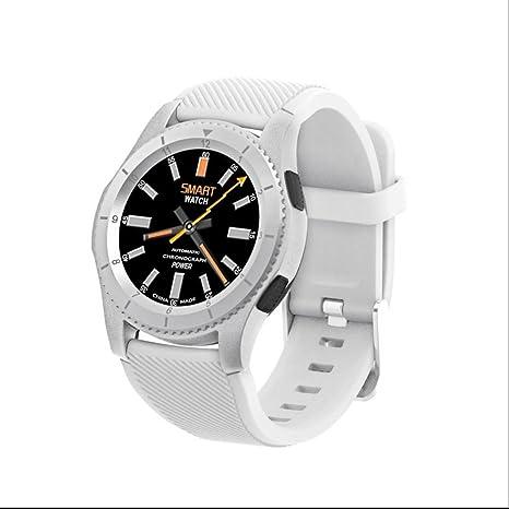 Smart reloj inteligente presión sanguínea Bluetooth pulsera deporte reloj, Smart muñecas banda actividad rastreador relojes