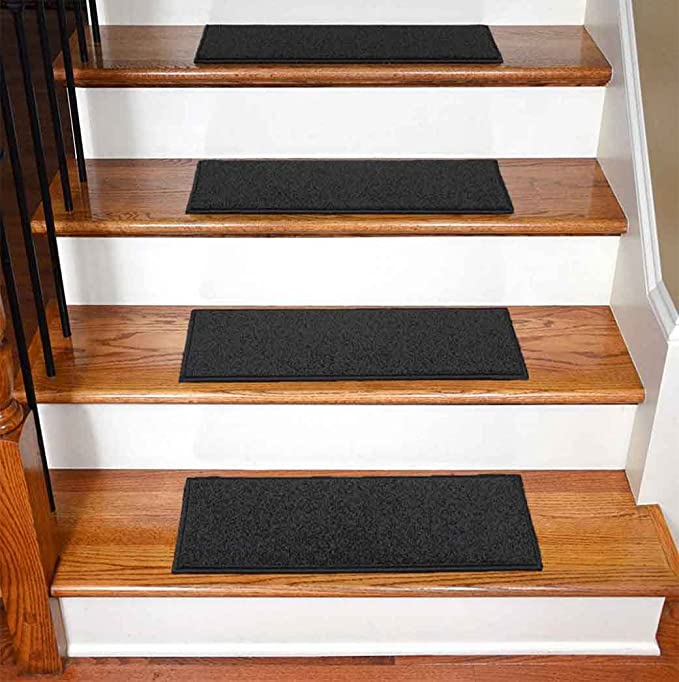 LIGHTENING DEAL! STEPBASIC NON SLIP STAIR CARPET NOW ONLY $18.71!