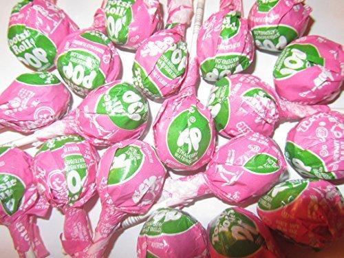 Watermelon Pop (Strawberry Watermelon Tootsie Pops 30 Pops)