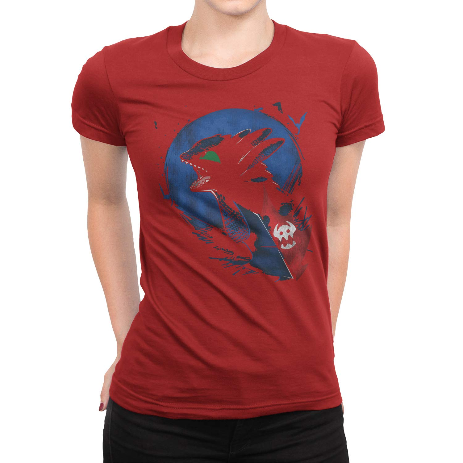 Night Fury How to Train Your Dragon T-Shirt
