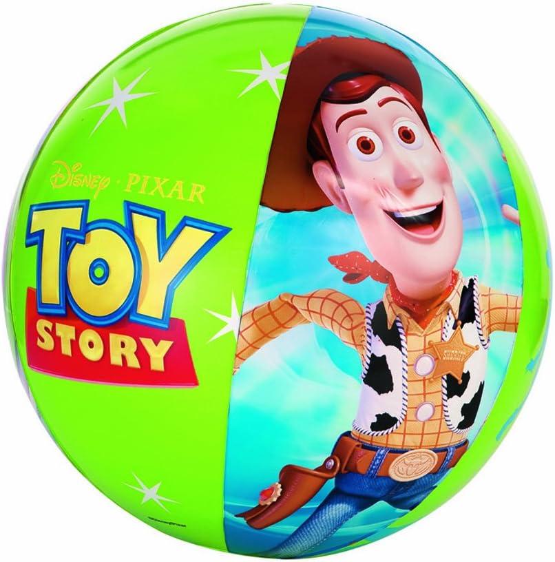 Intex - Pelota de Playa Toy Story: Amazon.es: Juguetes y juegos