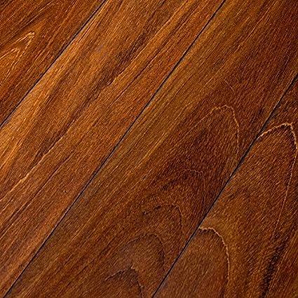 Pergo Traditional Living Jatoba 8mm Laminate Flooring With 2mm Pad