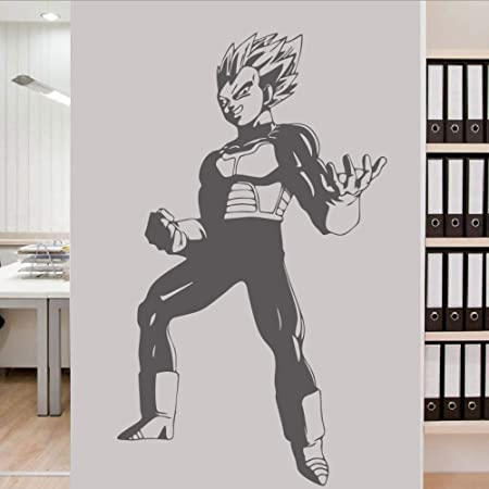 guijiumai Diseño de Arte Dragon Ball Etiqueta de La Pared de ...
