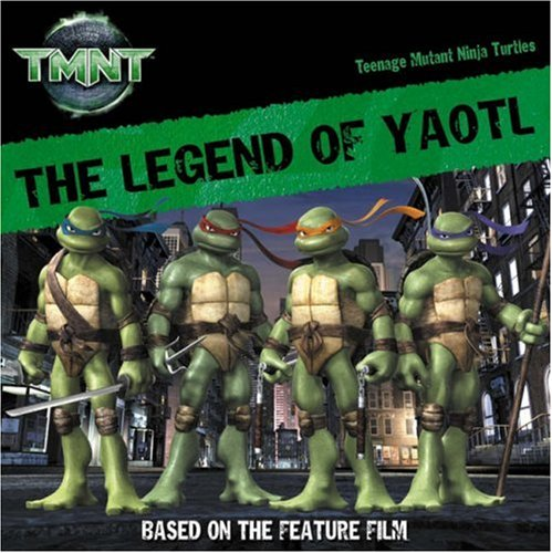 The Legend of Yaotl (