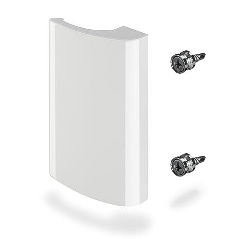 Maniglia Per Porta Finestra Seja Alluminio 82 X 52 X 20 Mm