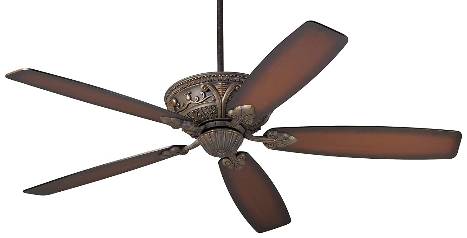 60 Casa Montego Ceiling Fan Bronze Cherry Shaded for Living Room Kitchen Bedroom Family Dining – Casa Vieja