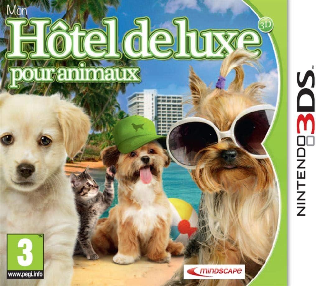 MON HOTEL DE LUXE POUR ANIMAUX 3D: Amazon.fr: Jeux vidéo