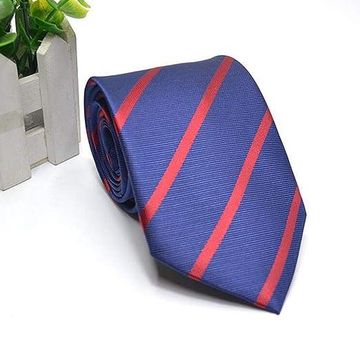 Corbata/Traje a Rayas / 8cm / Boda/Corbata a Rayas de Moda/Trabajo ...