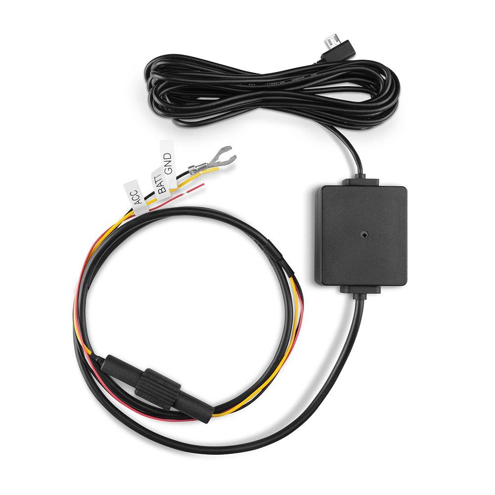 Garmin 010-12530-03 Parking Mode Cable, 6.60'' x 2.70'' x 2.00'', Black