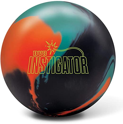 Ebonite Choice Solid Blue Orange 15lb