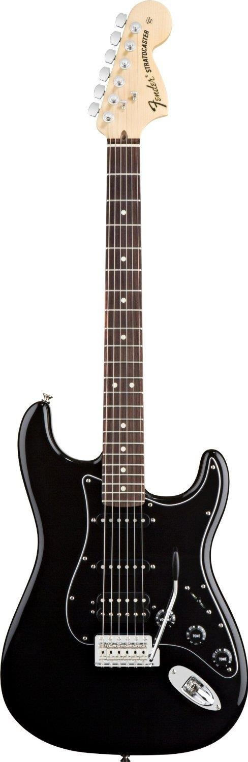 Amazon.com: Fender American Special Stratocaster HSS, Rosewood Fingerboard, Candy Apple Red: Musical Instruments