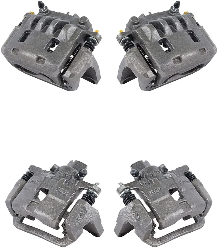 Rear OE Brake Calipers And Ceramic Pads For Baja Legacy Outback Wagon