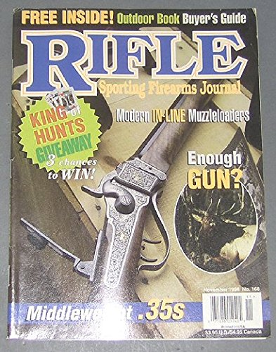 Rifle Sporting Firearms Journal Volume 28, Number 6, November 1996 (Birmingham Small Arms, J.P. Gemmer Remington Rolling Block by McKinney, Middle of the Road .35 Calibers, Remington-Hepburn Match Rifle)