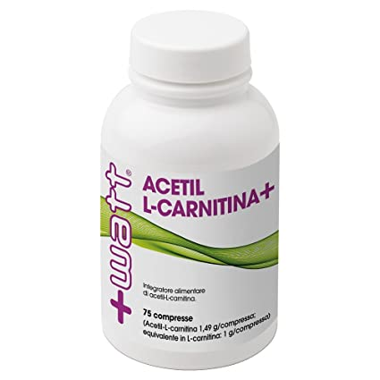 +WATT ACETIL L-CARNITINA 75 CPR