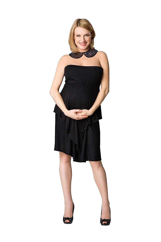 My Tummy Umstandskleid Marylin schwarz verschiedenen Farben